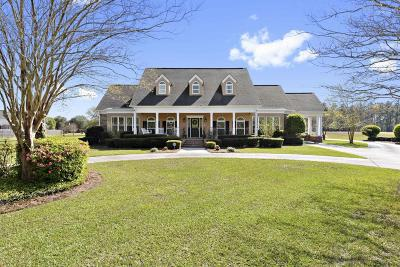 Gulfport Single Family Home For Sale: 12883 Coles Cv