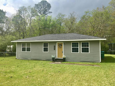 Gulfport Single Family Home For Sale: 12081 McCandliss Dr