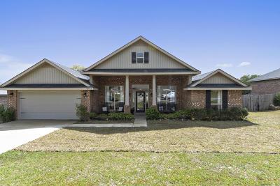 Gulfport Single Family Home For Sale: 19523 Morris Pond Rd