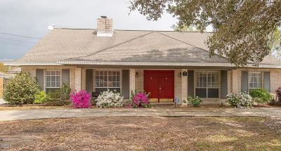 Biloxi Single Family Home For Sale: 842 Ancient Oaks Cir