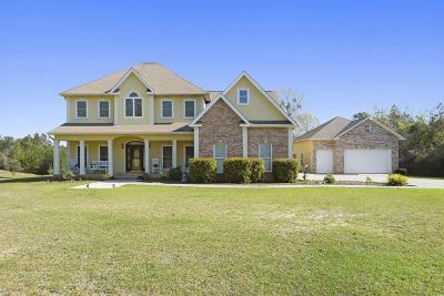 Saucier Single Family Home For Sale: 22004 Blackwell Farm Rd