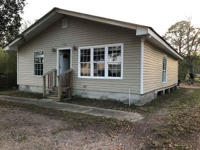 Gulfport Single Family Home For Sale: 5211 Arkansas Ave