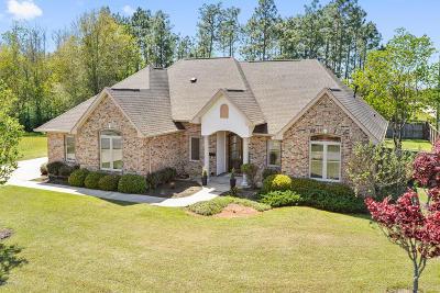 Gulfport Single Family Home For Sale: 12025 Ol Oak Dr