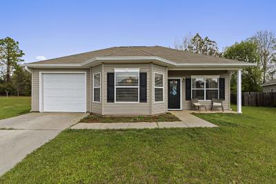 Gulfport Single Family Home For Sale: 18466 Devin Ct
