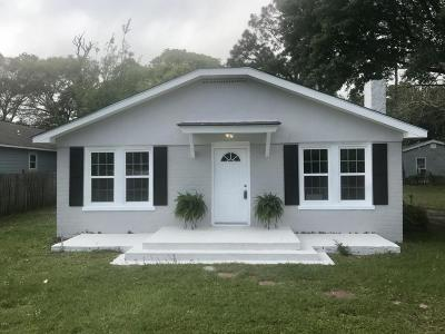 Gulfport Single Family Home For Sale: 4706 W Railroad St