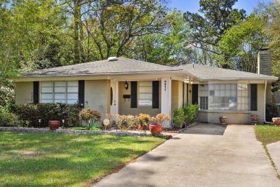 Gulfport Single Family Home For Sale: 4011 Washington Ave