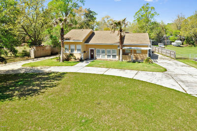 Gulfport Single Family Home For Sale: 19 Poplar Cir