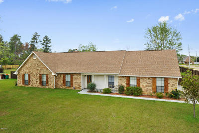 Biloxi MS Single Family Home For Sale: $248,500