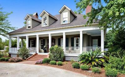 Gulfport Single Family Home For Sale: 12453 Preservation Drive