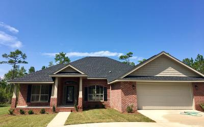Ocean Springs Single Family Home For Sale: 6869 Biddix Evans Rd