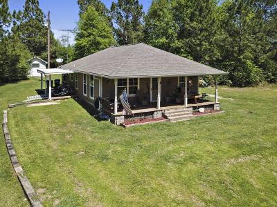 Saucier Single Family Home For Sale: 24380 Wayne Bond Rd