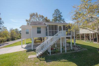 Pass Christian Single Family Home For Sale: 414 Royal Oak Dr