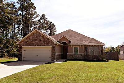 Gulfport Single Family Home For Sale: 14885 Audubon Lake Blvd