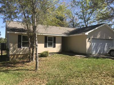 Diamondhead Single Family Home For Sale: 10910 Kalae Ct