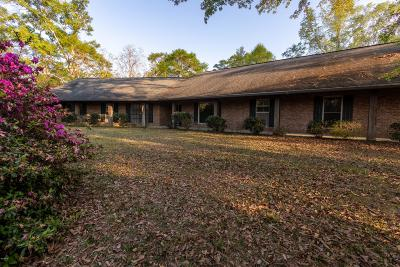 Gulfport Single Family Home For Sale: 17141 Orange Grove Rd