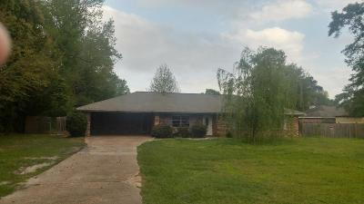 Gulfport MS Single Family Home For Sale: $109,700