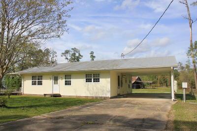 Bay St. Louis Single Family Home For Sale: 2008 Washington St