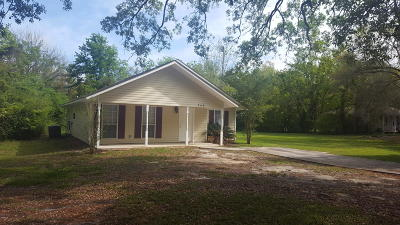 Gulfport Single Family Home For Sale: 742 25th St