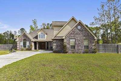 Ocean Springs Single Family Home For Sale: 6204 Palmetto Pointe Dr
