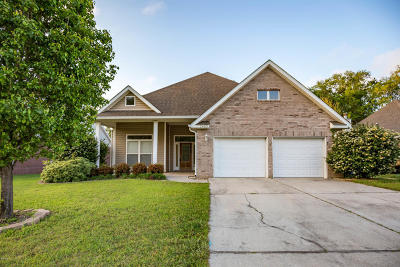 Ocean Springs Single Family Home For Sale: 2405 Rue Beaux Chenes Central