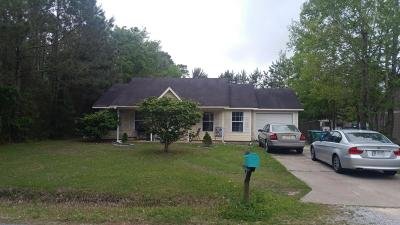 Ocean Springs MS Single Family Home For Sale: $84,700