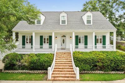 Diamondhead Single Family Home For Sale: 8234 Maunalani Pl