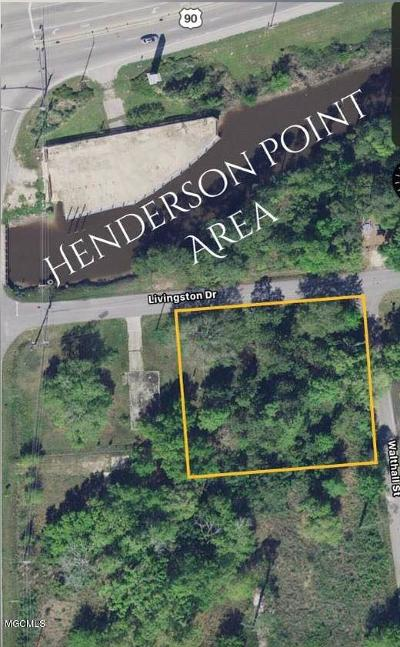 Pass Christian Residential Lots & Land For Sale: 102 Livingston Dr