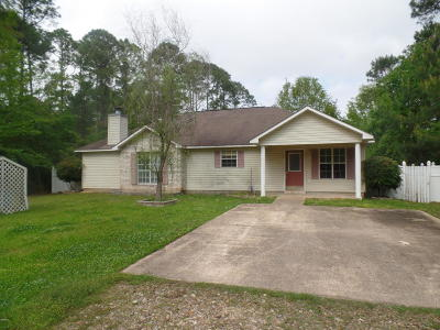 Ocean Springs Single Family Home For Sale: 1012 Gum St