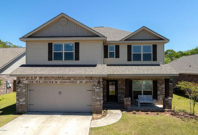 Gulfport Single Family Home For Sale: 10330 Sweet Bay Dr