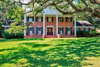 Ocean Springs Single Family Home For Sale: 612 Cleveland Ave