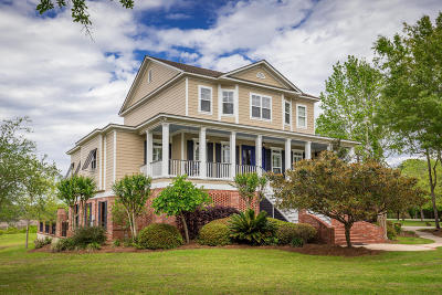 Ocean Springs Single Family Home For Sale: 5800 Olde Oak View