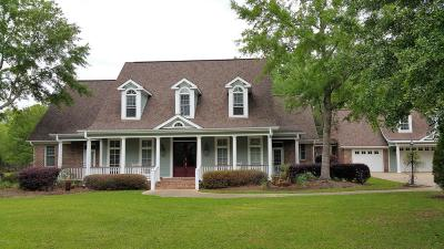 Gulfport Single Family Home For Sale: 12190 Lake Forest Dr