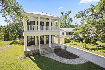 Ocean Springs Single Family Home For Sale: 405 Jackson Ave