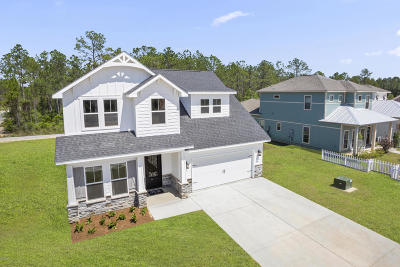 Ocean Springs Single Family Home For Sale: 104 Westwind Ct