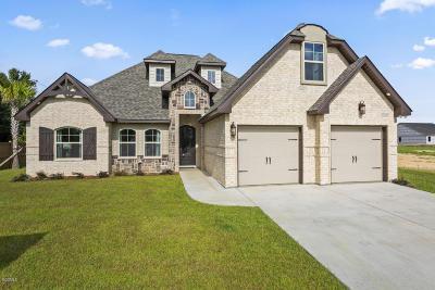 Gulfport Single Family Home For Sale: 17154 E Landon Green Cir