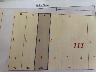 Pass Christian Residential Lots & Land For Sale: 5th St
