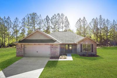Saucier Single Family Home For Sale: 19641 Waltrip Way