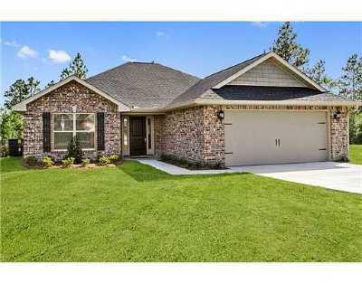 Saucier Single Family Home For Sale: 19631 Waltrip Way