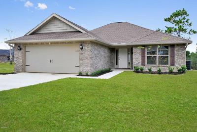 Saucier Single Family Home For Sale: 19496 Rudd Dr