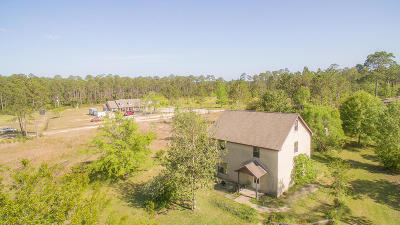 Long Beach Single Family Home For Sale: 20349 Jones Mill Rd