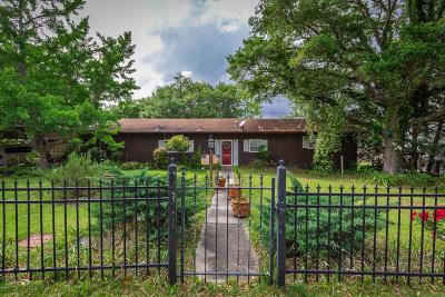 Ocean Springs Single Family Home For Sale: 1215 Sunset Dr