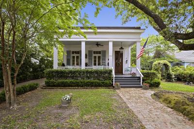 Ocean Springs Single Family Home For Sale: 520 Jackson Ave