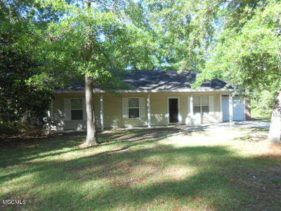 Ocean Springs Single Family Home For Sale: 723 Lime St
