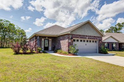 Ocean Springs Single Family Home For Sale: 1017 Pelican Cv