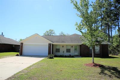 Ocean Springs Single Family Home For Sale: 3417 N 9th St