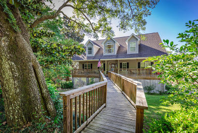 Ocean Springs Single Family Home For Sale: 1217 Sunset Dr