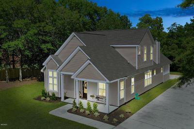 Ocean Springs Single Family Home For Sale: 216 White Blvd