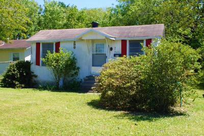 Long Beach Single Family Home For Sale: 215 E 1st St