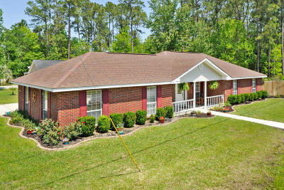 Diamondhead Single Family Home For Sale: 72682 N Diamondhead Dr