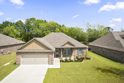 Ocean Springs Single Family Home For Sale: 7428 Saints Cir